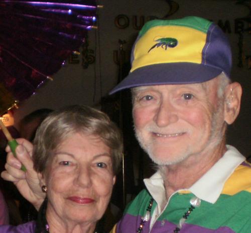 Paul & Jan, Mardi Gras 2012