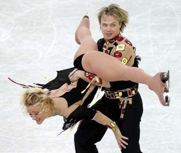 Bulgarian skaters