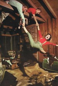 Nathalie Wood, and Dennis Hopper