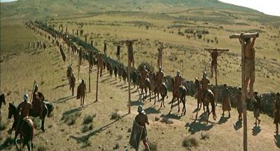 SpartacusCrucifixion
