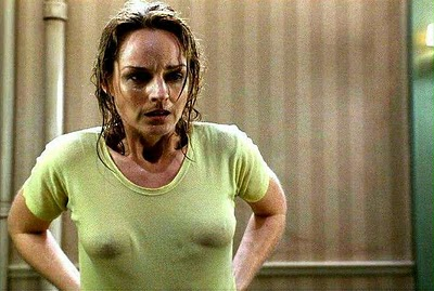 Helen Hunt wet nipples