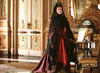 Barbara Hershey's countess